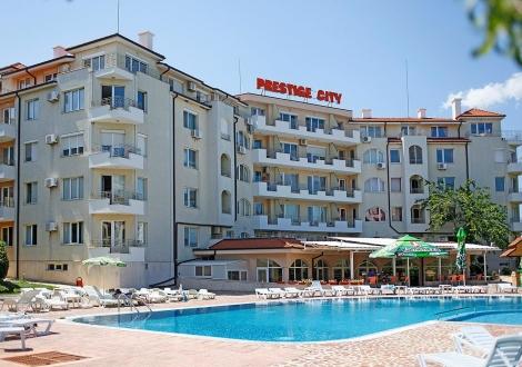 Хотел Престиж Сити 1 Слънчев Бряг