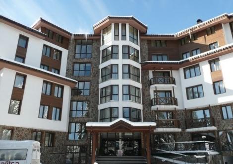 Хотел Мурсалица Пампорово