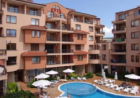 Хотел Ефир 1 Слънчев Бряг