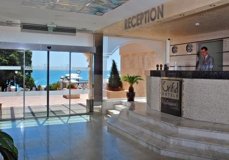 Хотел Грифид Вистамар Златни Пясъци
