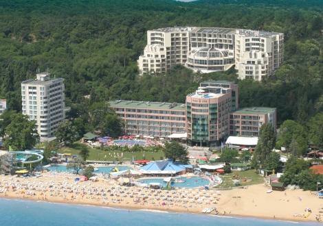 Парк Хотел Голдън Бийч Златни Пясъци