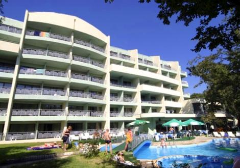 Хотел Перуника Златни Пясъци