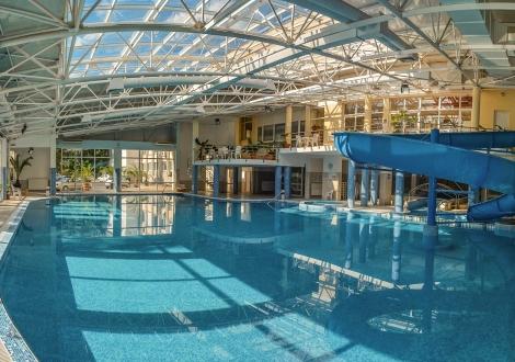 Релакс и спокойствие в Спа Хотел Аугуста, Хисаря - здраве и минерална вода! Нощувка със закуска и ползване на басейн + СПА процедура всеки ден  на цени от 31.40лв. на човек!