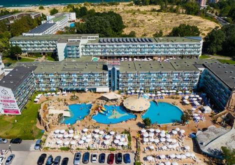 Хотел Котва Слънчев Бряг
