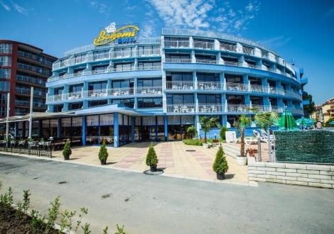 Хотел Бохеми Слънчев Бряг