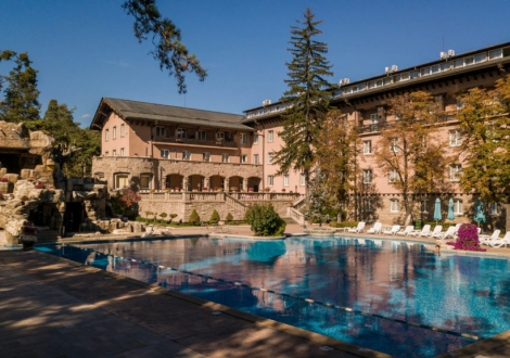 Хотел Двореца Велинград