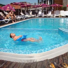 Спа в любим хотел - Клептуза****Велинград! Нощувка със закуска + минерален басейн, сауна и парна баня!!!