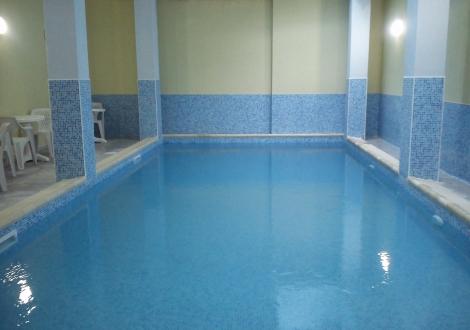 Хотел Германея Сапарева Баня