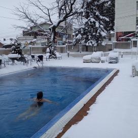 Делник или Уикенд в Сапарева Баня - Хотел Германея! 2 нощувки със закуски и вечери + Ползване на външен и вътрешен басейн с топла минерална вода на супер цена!