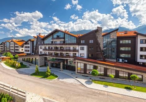 Хотелски комплекс Терра Банско