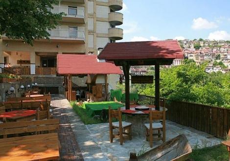 Почивка в сърцето на най-красивият град - Интерхотел Велико Търново на цени от 40лв. на човек със закуска!!!