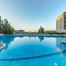 Майски празници в хотел Феста поморие Ризорт на база All inclusive + чадър и шезлонг на басейна и безплатна анимация за деца и възрастни!!!