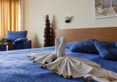 Хотел Родопи и цвете Слънчев бряг