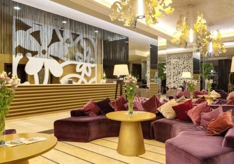 Хотелски комплекс Барсело Роял Бийч Слънчев бряг