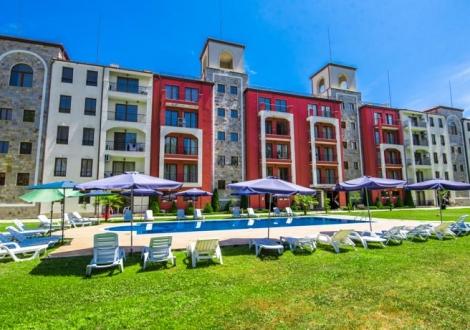 Хотел Примеа Бутик Царево