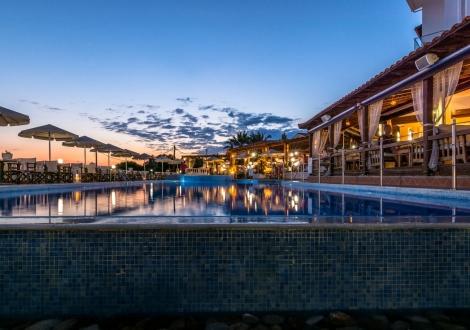 ЛЯТО 2018 НА ХАЛКИДИКИ - ХОТЕЛ Akti Ouranoupoli Beach Resort 4*! РАННИ ЗАПИСВАНИЯ С ГОЛЕМИ НАМАЛЕНИЯ!