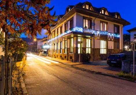 Тетевен Хотел