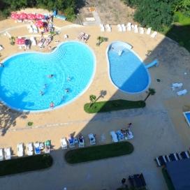 Лято в Несебър на 2 мин.от плажа - хотел Каменец***! Нощувка на база All inclusive + два басейна за възрастни и  детски басейн!!!