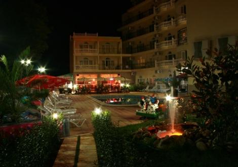 Хотел Принцес Резиденс Китен