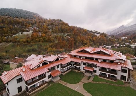 Планината Спа Хотел Рибарица