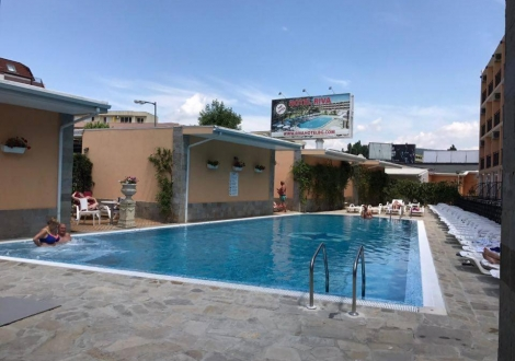 Рива Парк Хотел Слънчев бряг