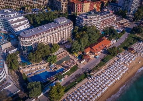 Хотел Калиакра Палас Златни Пясъци