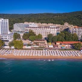 Промо оферта за хотел KALIAKRA PALACE! All Inclusive на брега на морето в Златни пясъци от 69.50лв