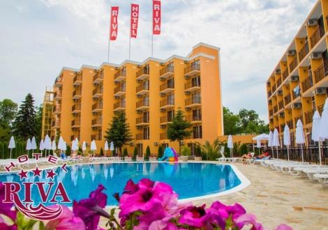 Хотел Рива Слънчев бряг