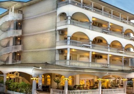 Strass Hotel Paralia Katerini