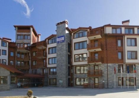 Хотел Гранд Монтана Банско
