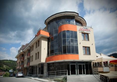 Маунтин Бутик Хотел и СПА