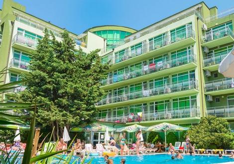 Бумеранг Хотел Слънчев бряг