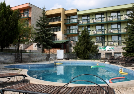 Хотел Виталис Пчелински минерални бани