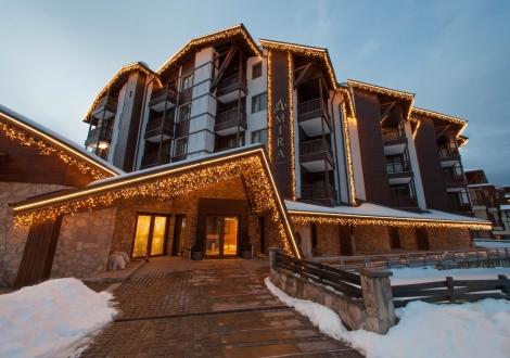 Хотел Амира Банско