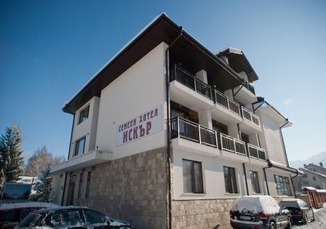 Хотел Искър Говедарци