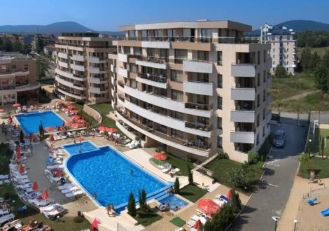 Хотел Хермес Царево