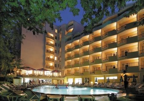 Хотел Мак Златни Пясъци