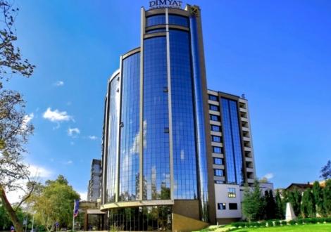 Гранд Хотел Димят Варна
