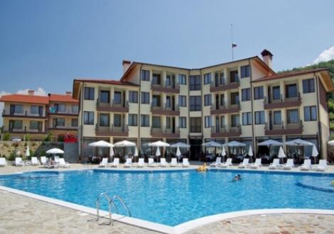 Хотелски комплекс Кабеи с. Усойка