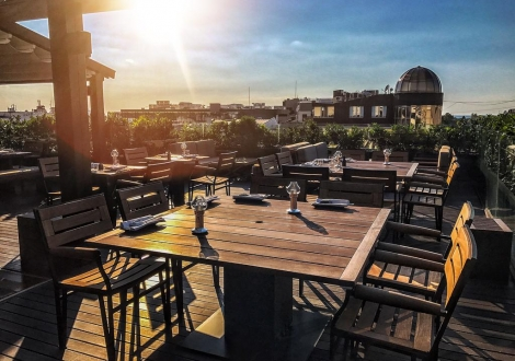 Хотел Square Nine Hotel Belgrade
