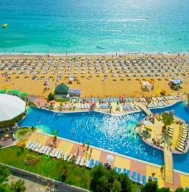 Хотел Морско Око Гардън Златни Пясъци