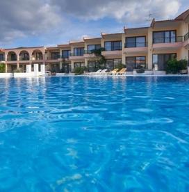 Toroni Blue Sea Хотел Халкидики