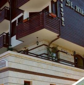 Хотел Свети Никола Несебър