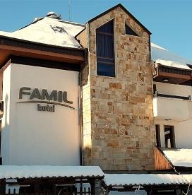 Хотел Фамил Банско