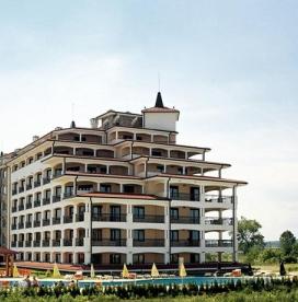 Хотел Казабланка Обзор