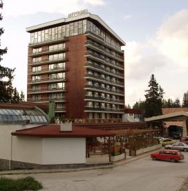 Хотел Мургавец Пампорово