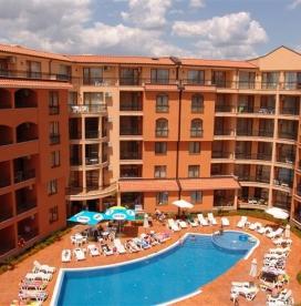 Апарт-хотел Ефир 2 Слънчев Бряг