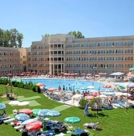 Грийн Парк Хотел Китен