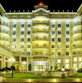 Хотел Grand Hotel Palace Солун