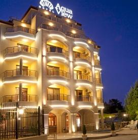 Аква Вю Хотел Златни Пясъци